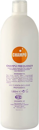 CHAMPÚ FREQUENCY - 1000ML